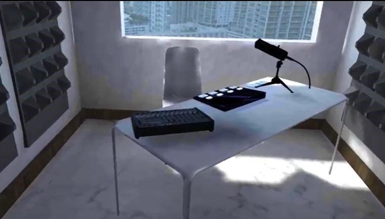 Imagen que contiene interior, tabla, escritorio, computadora  Descripción generada automáticamente